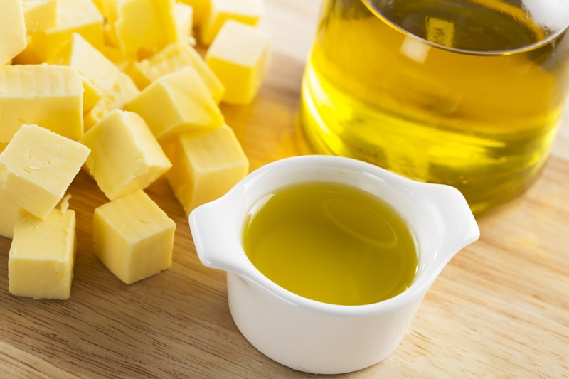 Use Olive Oil Instead of Butter