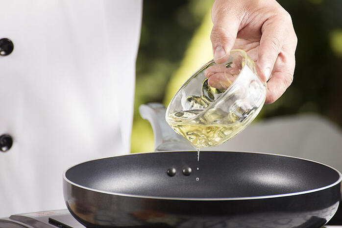olive oil smoke point