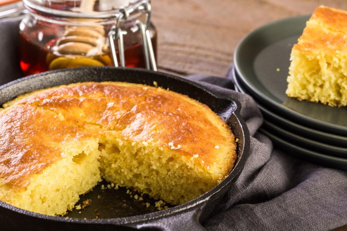 corn bread (Medium)