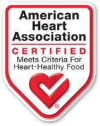 Olive Oil Is American Heart Association Certified Heart Healthy Food
