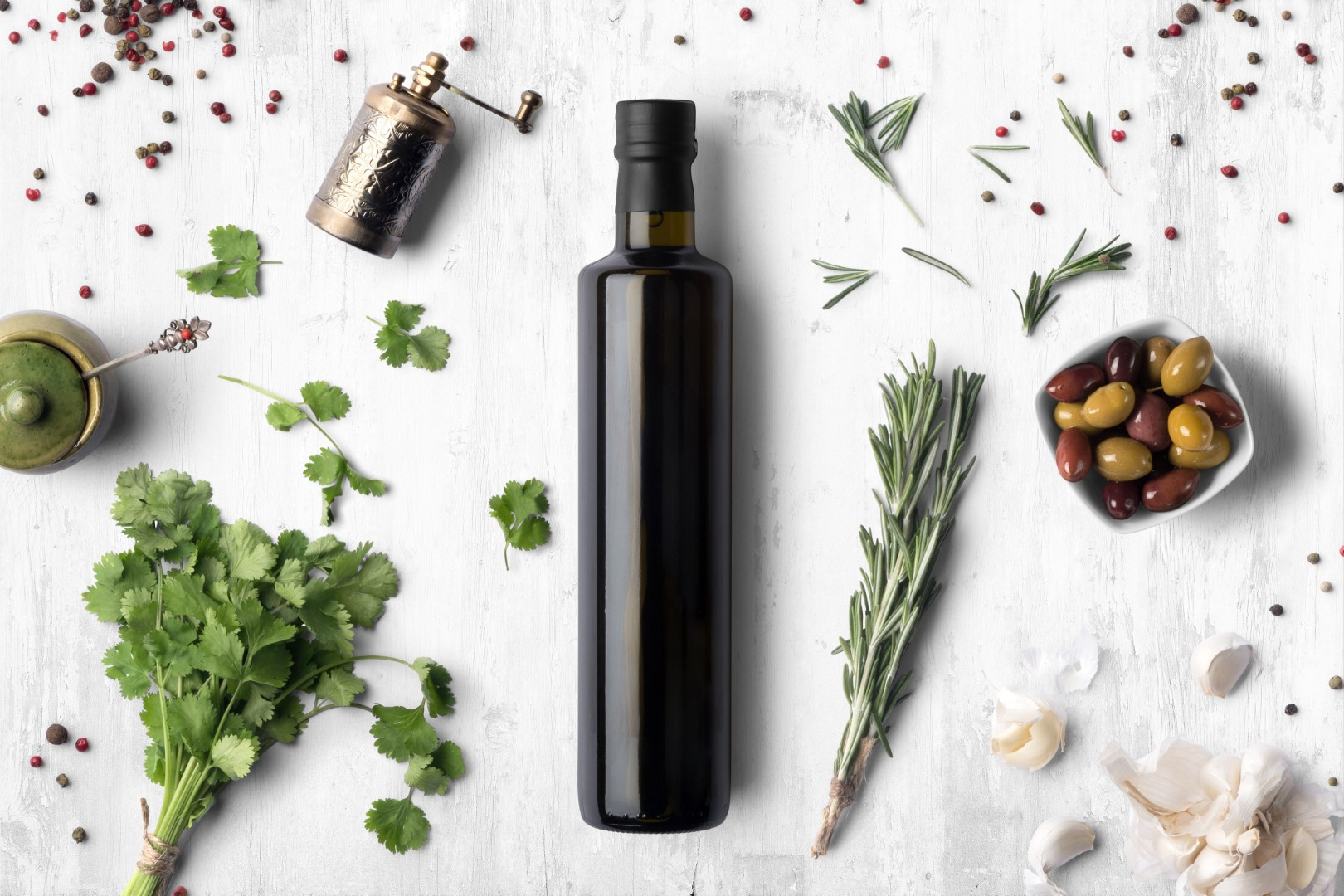olive oil bottle (Large)