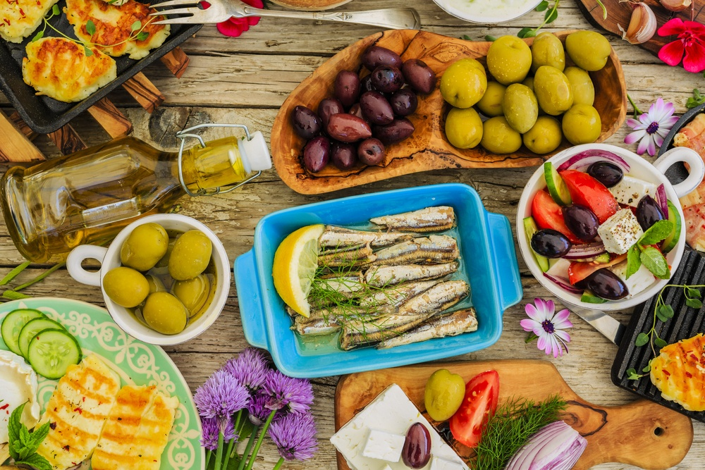 40th Anniversary of the Mediterranean Diet